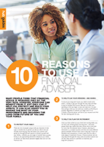 10 Reasons to use an IFA