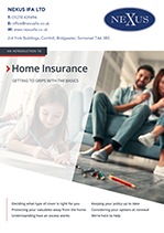 Introduction to Home Insurance